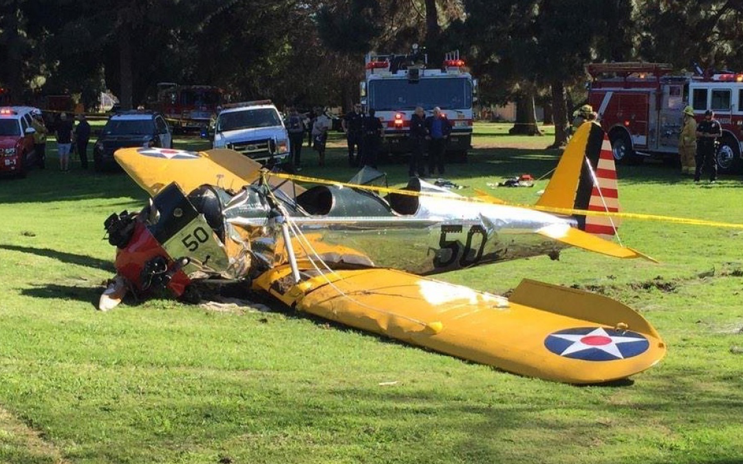APG 158 – Maddog Runway Excursion, Harrison Ford plane crash, UAV Proposal