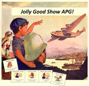 Jolly Good Show APG