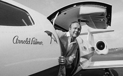 APG 239 – Arnold Palmer Flies West