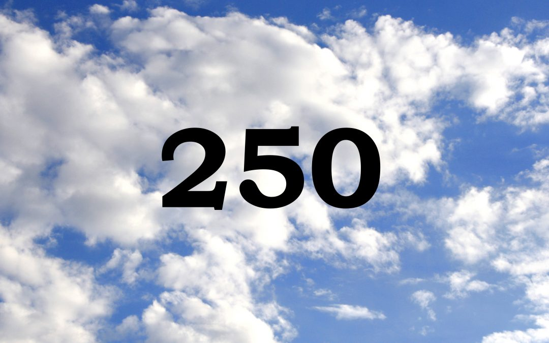 APG 250 – Quarter Millennial Episode