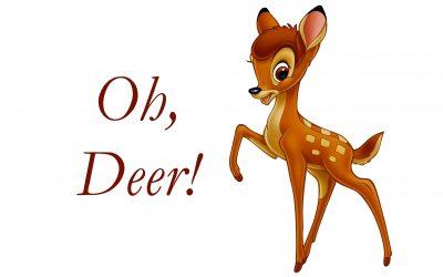 APG 260 – Oh Deer