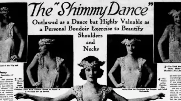 APG 268 – Do the Shimmy-Shimmy