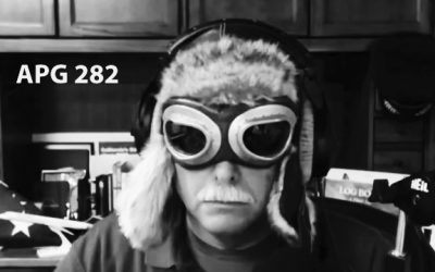 APG 282 – Leather Helmets and Goggles