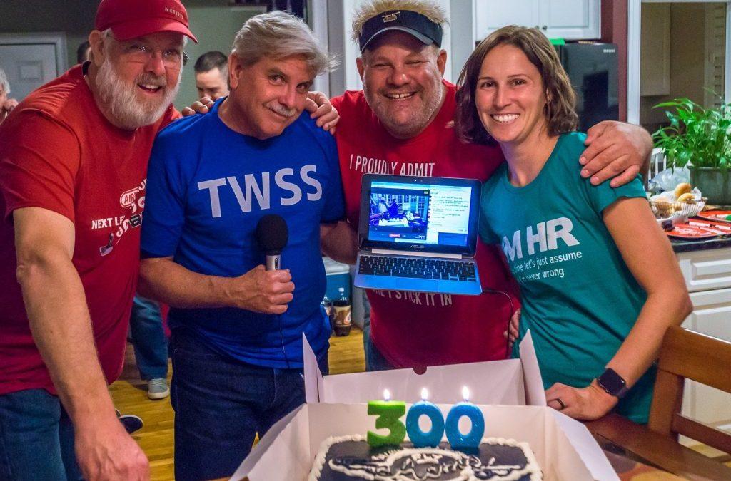 APG 300 – Let's Celebrate!