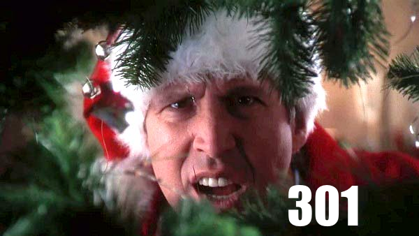 APG 301 – Christmas Vacation For All!