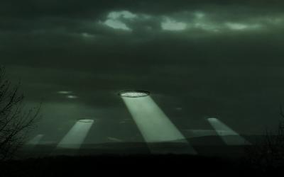 APG 304 – Navy Pilots Encounter UFO