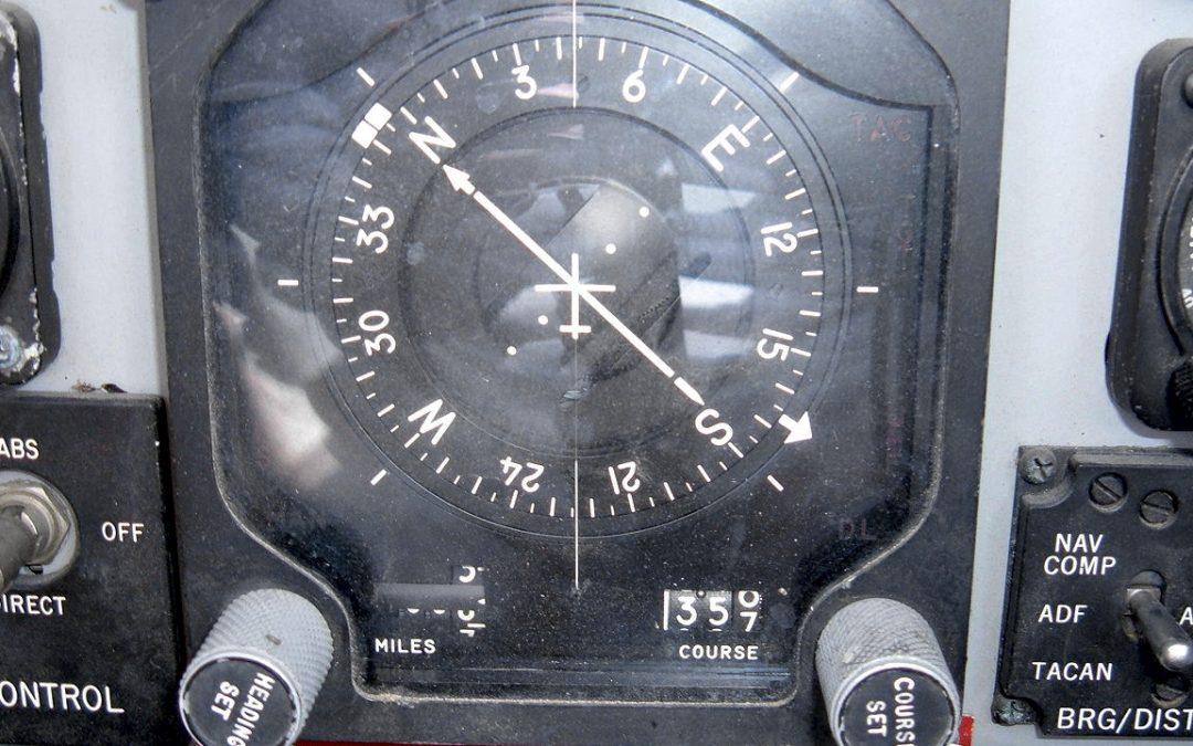 APG 306 – Compass: Unusable