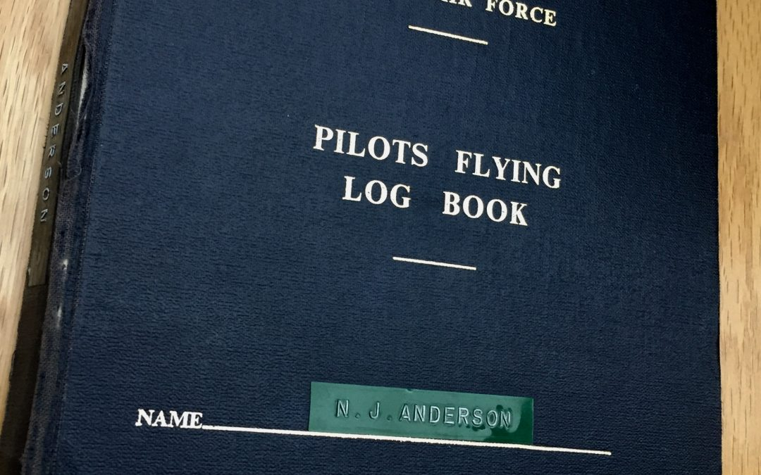 RAF Form 414 – The Logbook