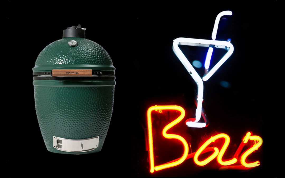 APG 310 – Big Green Egg Cocktail Shaker
