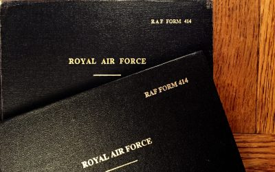 RAF Form 414 – Volume Two