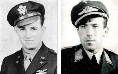 The Luftwaffe Pilot and Ye Olde Pub