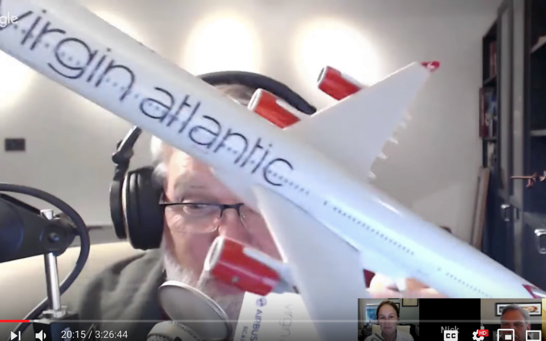 APG 346 – The A340-600 Episode (Just For Nick)