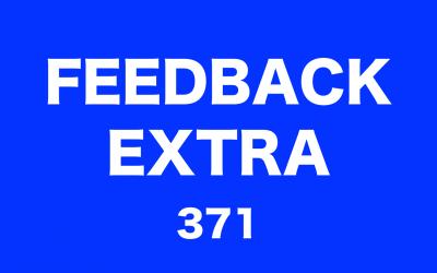 APG 371 – Feedback Extra
