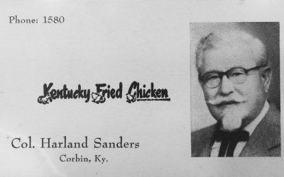 APG 372 – Colonel Sanders Look-Alike Contest?
