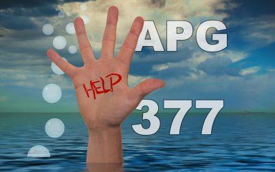APG 377 – Breathing Dihydrogen Monoxide!