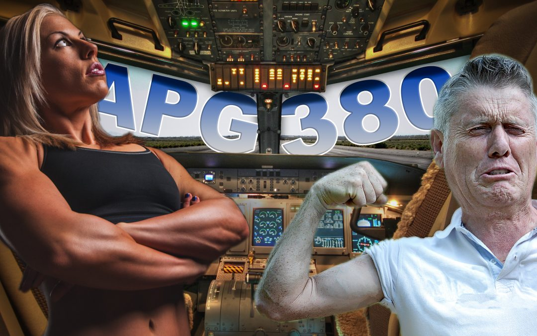APG 380 – Pilot's Work Out