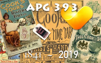 APG 393 – Farewell, Thomas Cook