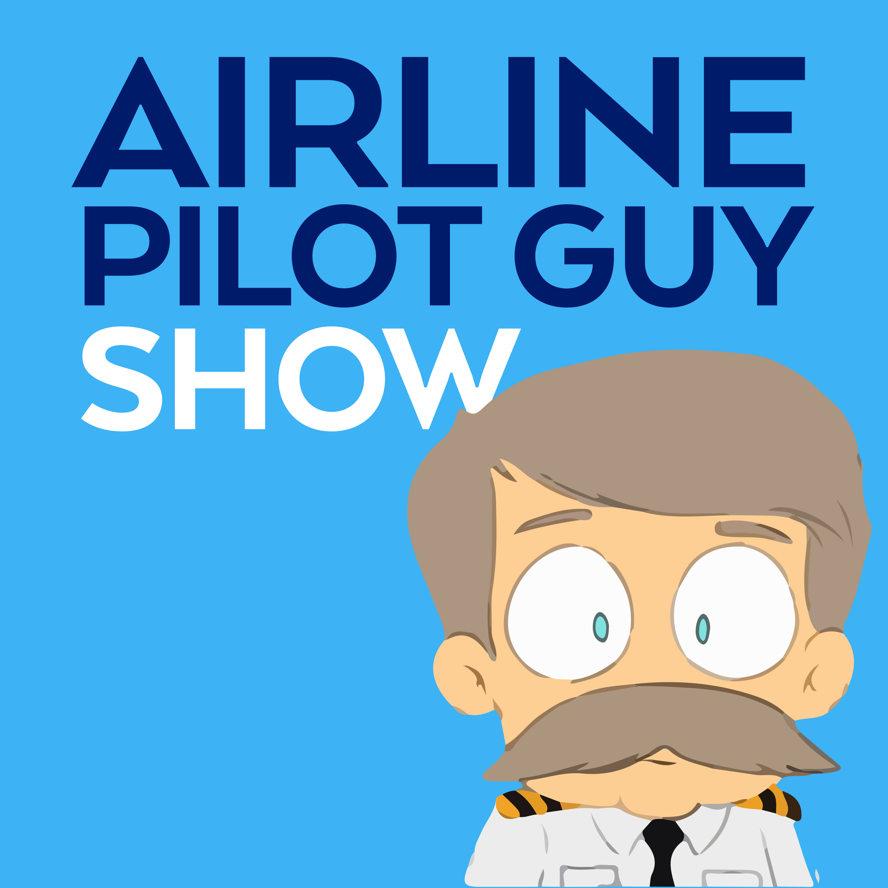 Airline Pilot Guy - Aviation Podcast