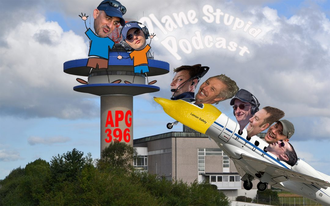 APG 396  – Plane Stupid Podcast