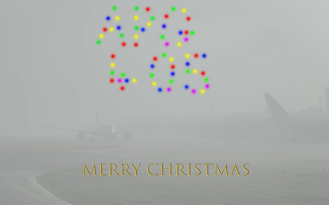 APG 405 – Christmas Fog