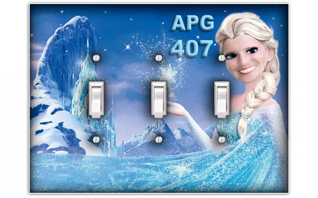 APG 407 – Frozen Toggles