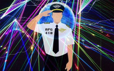 APG 410 – Tasers Beat Lasers