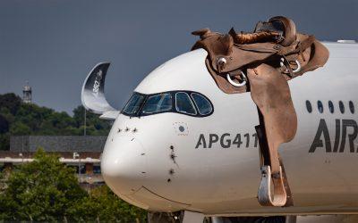 APG 411 – Stirrups on a Plane?
