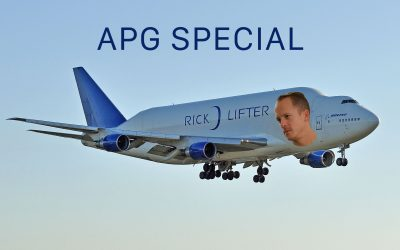 APG 414.5 – Cue the Rickets – Miami Rick is Back!
