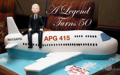 APG 415 – A Legend Turns 50