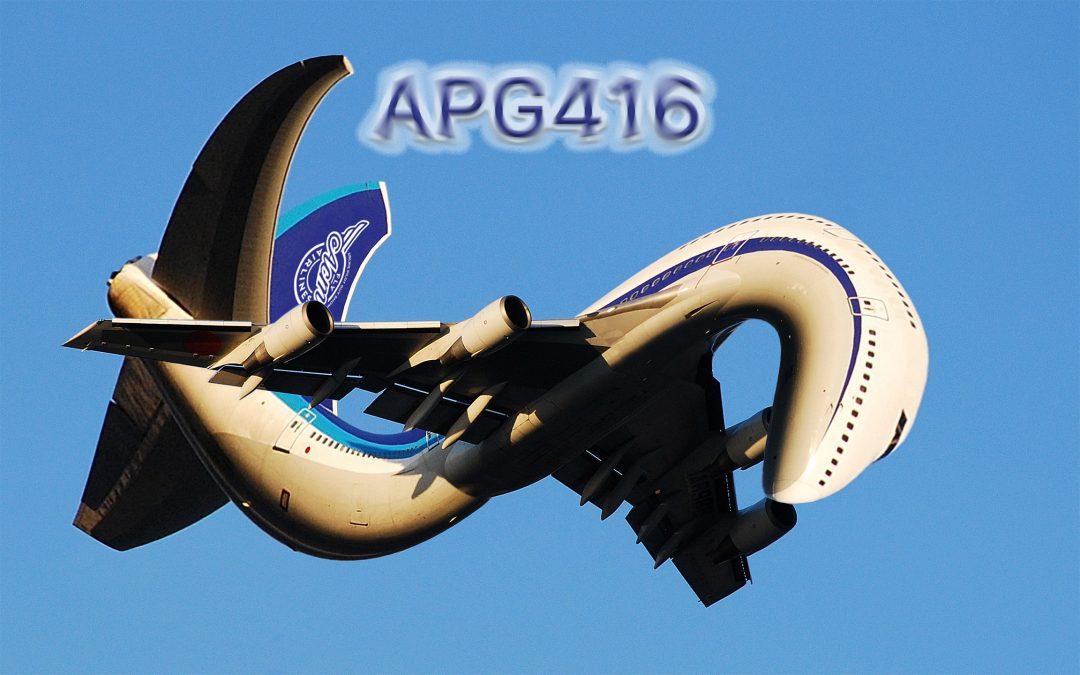 APG 416 – Tailwinds to Headwinds
