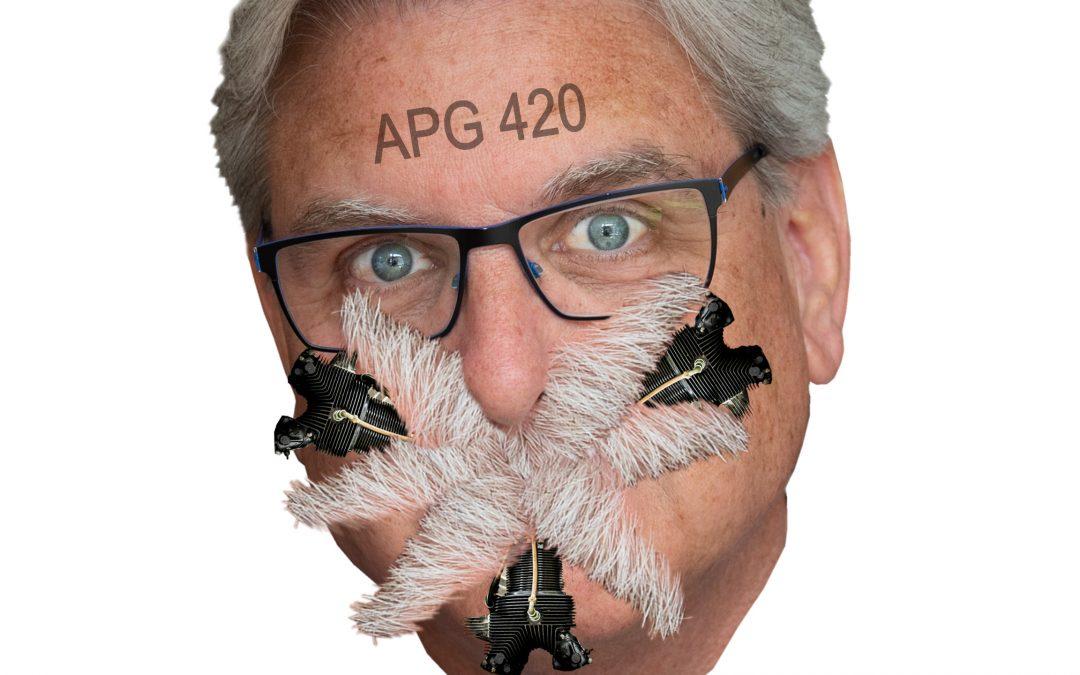 APG 420 – The Stimulator