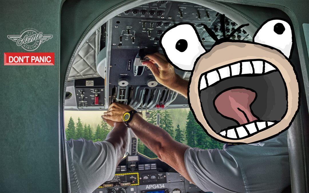 APG 434 – Don't Panic!