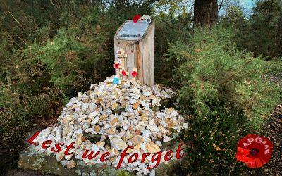 APG 448 – Lest We Forget