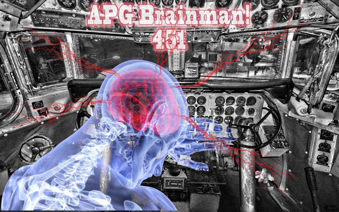 APG 451 – Pilot Brains