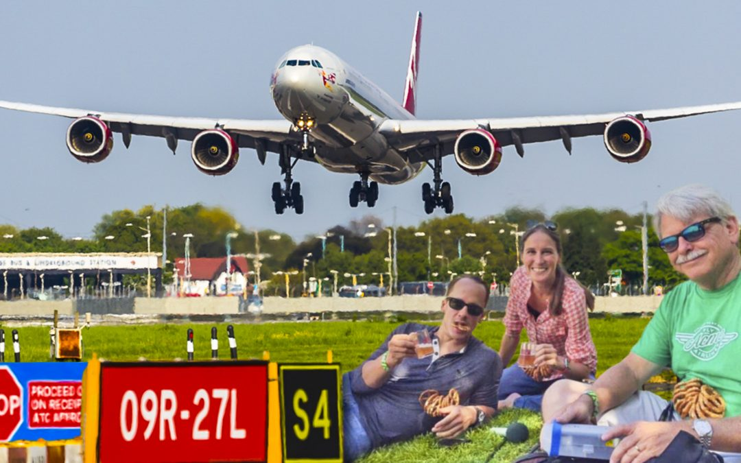 APG 458 – Taxiway Picnic
