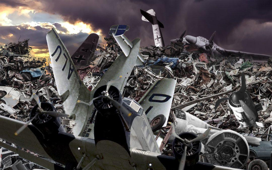 APG 459 – Pile of Junkers
