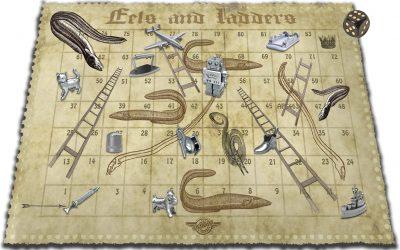 APG 463 – Eels and Ladders