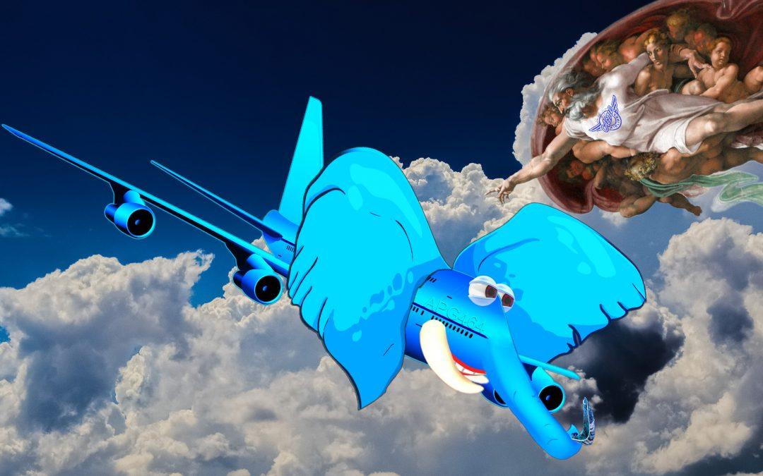 APG 464 – Sky Gods and Dumbo Jets