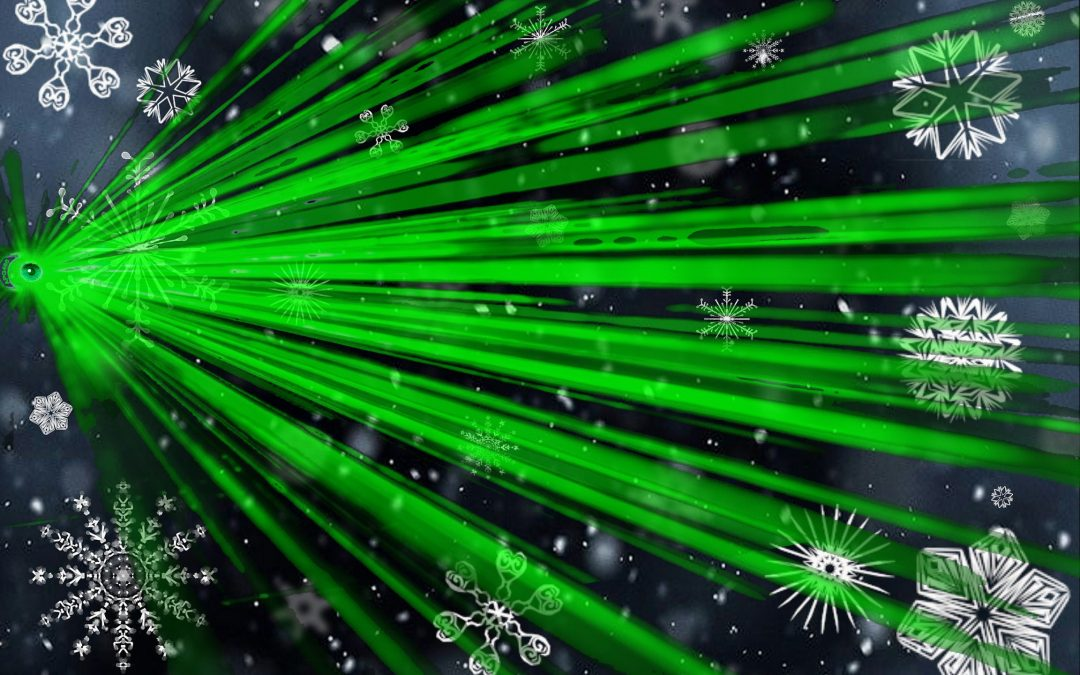 APG 465 – Snowflakes and Lasers