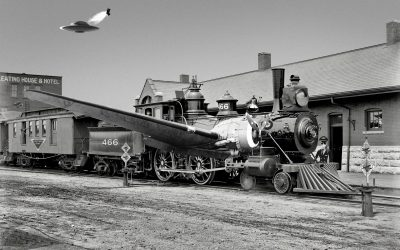 APG 466 – Off the Rails