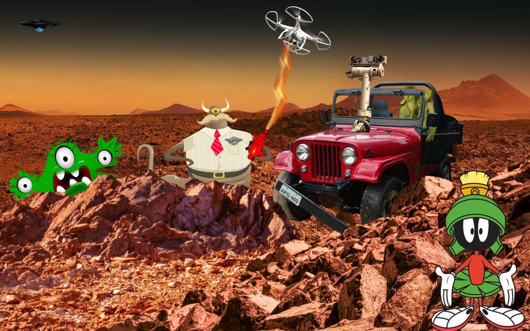 APG 469 – Get Off My Planet!