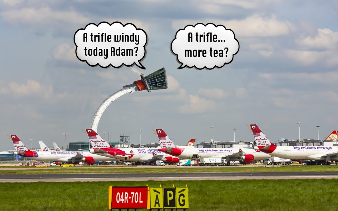 APG 470 – Windy Towers and Big Chickens