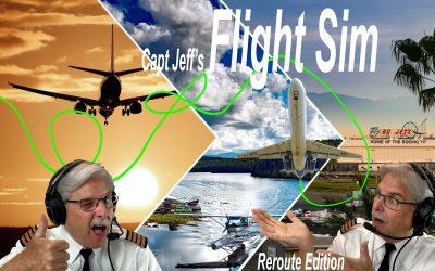APG 476 – Captain Jeff's Flight Sim – Reroute Edition