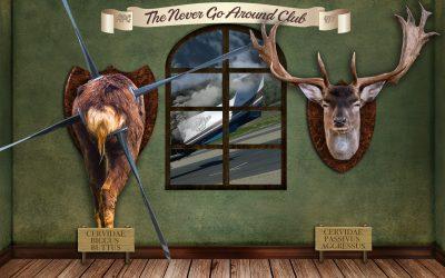 APG 477 – The Never Go Around Club
