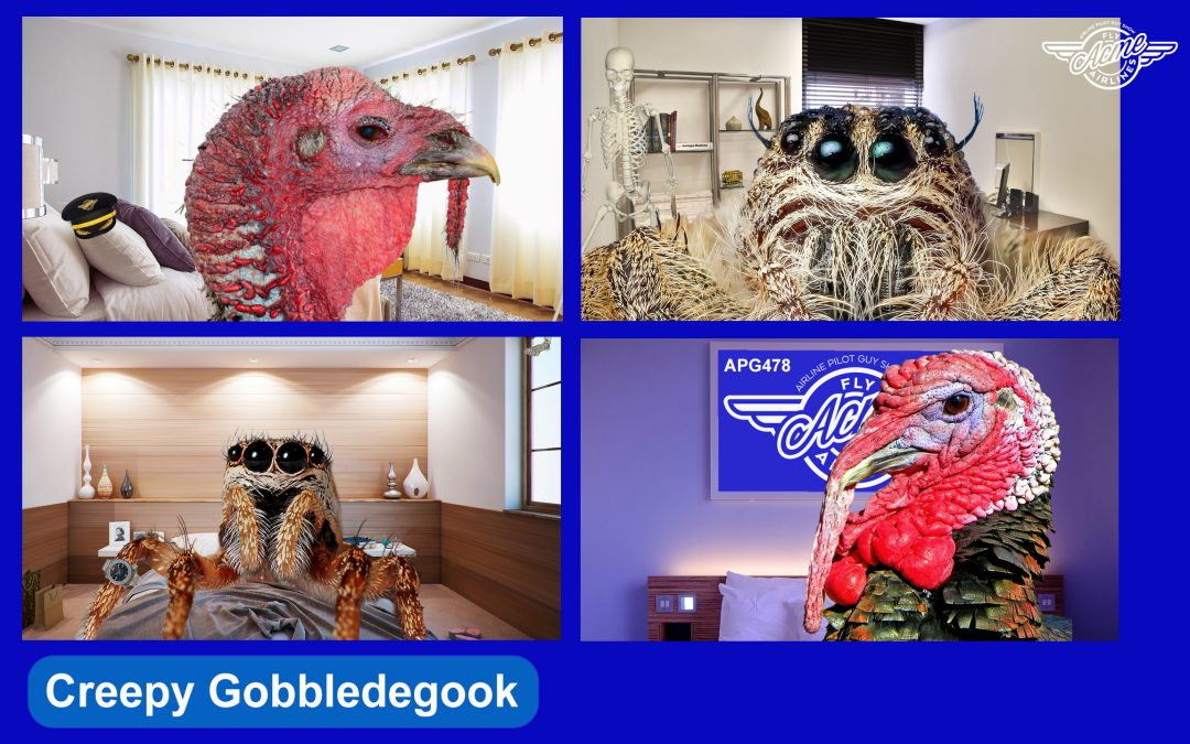 APG 478 – Creepy Gobbledegook