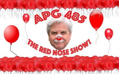 APG 485 – The Red Nose Show
